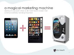 Interactive Vending Machines Delectable Mondelez Dijitouch Interactive Vending Machines