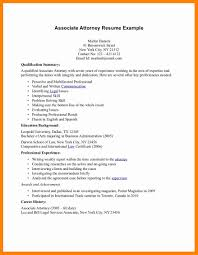 11 Experienced Attorney Resume Samples Letter Signature