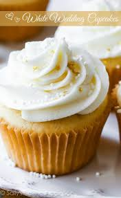 White Wedding Cupcakes Sallys Baking Addiction