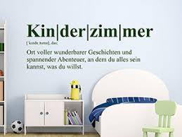 Wandtattoo Kinderzimmer Definition