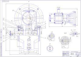 Привод ленточного конвейера Курсовая работа Промышленность  Курсовая по деталям машин ленточный привод конвейера варианты