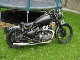 bobbed 1981 cx500 mods pinterest custom motorcycles honda