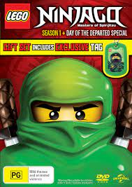 Lego Ninjago - Season 1 + Day Of The Departed - The Viewing Lounge