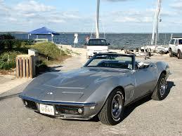 1968 Chevrolet Corvette - Information and photos - MOMENTcar