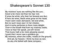 sonnet and essay pictorial essay pay someone to write a  sonnet 18 and 130 essay