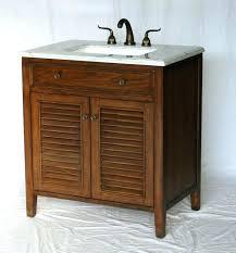 Beach Style Bathroom Custom Enchanting Country Bathroom Cabinets Country Style Bathroom Cabinets
