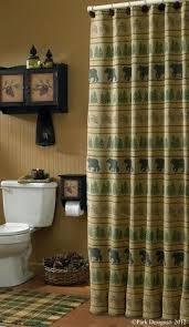 park designs shower curtains bear tracks shower curtain park designs sarasota shower curtain