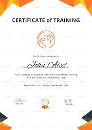 Personal Trainer Program Design Templates Personal Training Certificate Template Physical Fitness Training