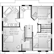 farmhouse plan second floor 032d 0552 house planore