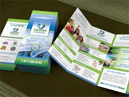 Cleaning Services Brochure Design - Inspiration, Samples, Examples ...