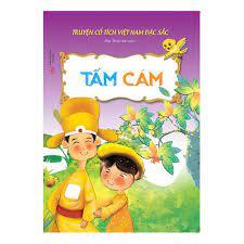 Sách - Truyện Cổ Tích Việt Nam Đặc Sắc - Tấm Cám (2019)