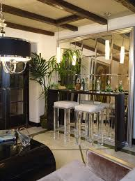 Mirror Tiles For Table Decorations Blanche Garcia's Design Portfolio Small mirrors Foyers and Living 68