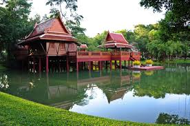 Thai Gazebo Designs In Depth Thailand Architecture Insight Guides Blog