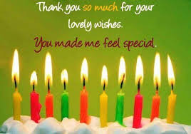 birthday wishes thank you notes