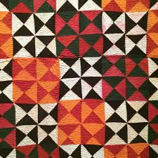Ralli Quilts and Conversations | OccasionalPiece--Quilt! & I loved the contemporary look of these quilts, many made in the 1970s.  There are several sites that sell newer ralli quilts and can be found by a  search on ... Adamdwight.com