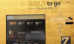 Gold Bar Vending Machine Las Vegas Enchanting A Hopeless Investment' Pawnbroker Offers £48 Sliver Of Gold From
