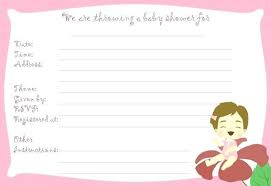 Free Printable Baby Shower Invitations For Girls Online Baby Shower Invitations Create Free Printable