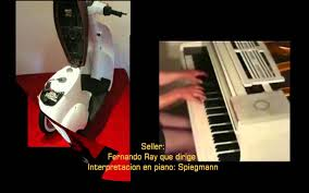 CUPID The Red Arrow by Fernando Ray performer owner concert pianist -  YouTube