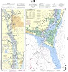 Tide Chart Wilmington North Carolina Noaa Nautical Chart 11537 Cape Fear River Cape Fear To