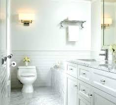 bathroom with white tiles subway tile bathroom white marble bathroom white subway tile gray floor bathroom