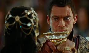 What have you got, John Carter? Still from John Carter 10. 10) Oh. McNulty in guyliner. I wasn't expecting that. Fair enough. I take it all back. - Still-from-John-Carter-10-007
