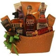 bourbon basket bourbon lover s ultimate gift basket