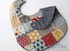 Sew Easy Baby Bib Patterns - 100 Free Patterns to Sew & Quilted Baby Bib Tutorial Adamdwight.com