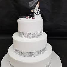 Traditional Jewels 3 Tier Wedding Cake Gourmet Desserts Nj Local
