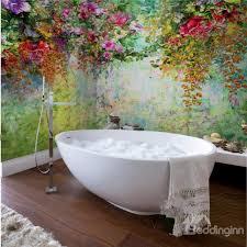 Tiger Magie Hunter Ethnic Prints Metallic Paper Wall Coverings Bathroom Wallpaper Murals