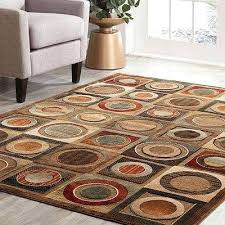 area rug rubber backed rugs 5x7 n