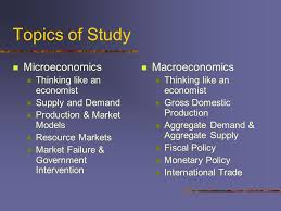 introduction to ap economics welcome to the best subject ever  4 topics