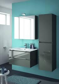 Allibert Bathroom Cabinets Allibert Badmbel Set Badmbel Vormontiert Grau Spiegelschrank