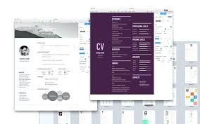 Resume Templates For Pages Mac – Medicina-Bg.info
