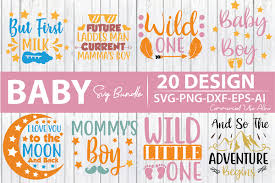 Freesvg.org offers free vector images in svg format with creative commons 0 license (public domain). Baby Svg Bundle Bundle Creative Fabrica