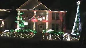 Where To See Christmas Lights In Rhode Island Fan Video Of Providence Christmas Animated Light Show
