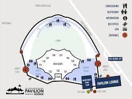 Cynthia Woods Pavilion Seating Chart Venue Maps The Pavilion