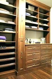 melamine closet shelving