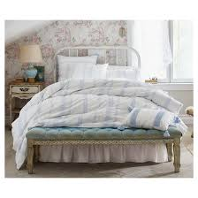 Bohemian Embroidered Duvet Cover Set Simply Shabby Chic™ Tar