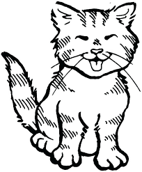 Cats Coloring Pages Avusturyavizesiinfo