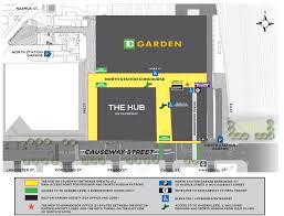Td Garden 3d Seating Chart Plan Your Visit Td Garden Td Garden