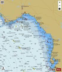 Tampa Bay Marine Chart Tampa Bay To Cape San Blas Marine Chart Us11400_p177
