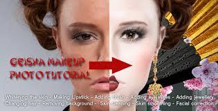 geisha makeup ings emo makeup