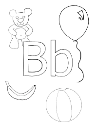 Letter Printable Coloring Pages Davidstyleinfo