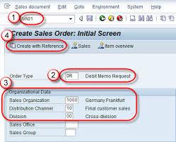 Debit Note Letter Sample Stunning How To Create Debit Memo In SAP