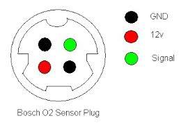 m50 megasquirt plug n play how to pin 1 sensor gnd gry pin 2 signal blk pin 3 gnd white pin 4 12v white