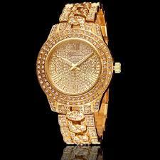shop geneva watches for men on wanelo men women fashion luxury gold diamond bling geneva watch 1956765956