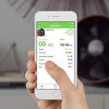 Ổ cắm thông minh Belkin Wemo Insight Smart Plug