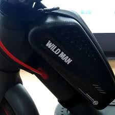 <b>WILD MAN</b> bag for <b>Electric Scooters</b> and Bicycle | Lazada PH