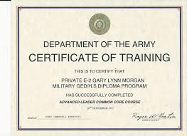military ged h s diploma program army korea st airborne  military ged h s diploma program 1977 army korea 101st airborne 2 31 fa fort campbell kentucky
