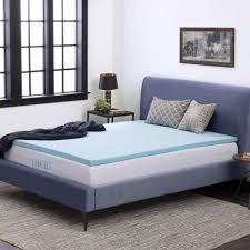 memory foam mattress pad. Queen Gel Infused Memory Foam Mattress Pad Memory Foam Mattress Pad